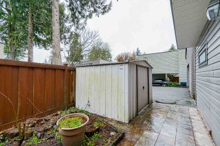 "Photo 31: 21 3397 HASTINGS Street in Port Coquitlam: Woodland Acres PQ Townhouse for sale in ""Maple Creek"" : MLS®# R2544787"