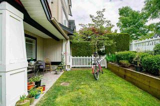 """Photo 28: 35 7168 179 Street in Surrey: Cloverdale BC Townhouse for sale in """"Ovation"""" (Cloverdale)  : MLS®# R2592743"""