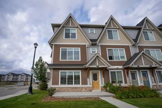 Photo 3: 1601 250 fireside Drive: Cochrane Row/Townhouse for sale : MLS®# A1143826