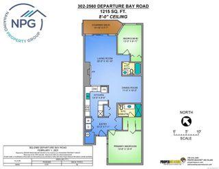 Photo 7: 302 2560 Departure Bay Rd in : Na Departure Bay Condo for sale (Nanaimo)  : MLS®# 864163