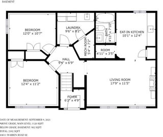 Photo 38: 10011 Warren Road SE in Calgary: Willow Park Detached for sale : MLS®# A1146129