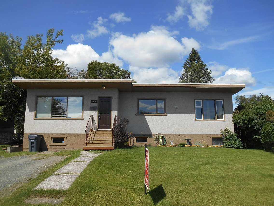 Main Photo: 1236 20TH Avenue in Prince George: Connaught House for sale (PG City Central (Zone 72))  : MLS®# R2089742