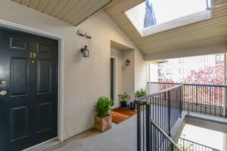 "Photo 2: 19 205 LEBLEU Street in Coquitlam: Maillardville Condo for sale in ""PLACE LEBLEU"" : MLS®# R2623869"