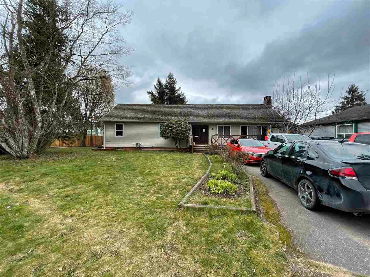 Main Photo: 32082 HILLCREST Avenue in Mission: Mission BC House for sale : MLS®# R2550483