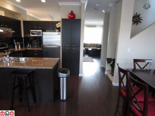"""Photo 3: 6 6785 193RD Street in Surrey: Clayton Townhouse for sale in """"Madrona"""" (Cloverdale)  : MLS®# F1204482"""