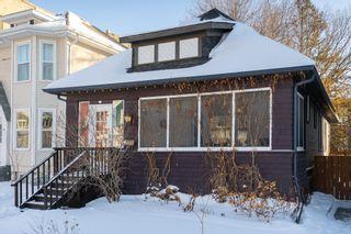 Photo 1: 53 Evanson Street in Winnipeg: Wolseley House for sale (5B)  : MLS®# 202102100