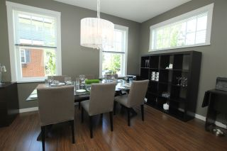 """Photo 5: 38 2495 DAVIES Avenue in Port Coquitlam: Central Pt Coquitlam Townhouse for sale in """"ARBOUR"""" : MLS®# R2068269"""