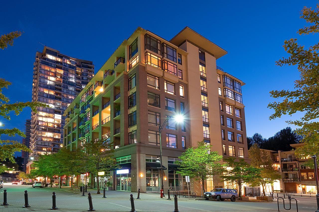Main Photo: 603 121 BREW Street in Port Moody: Port Moody Centre Condo for sale : MLS®# R2615673