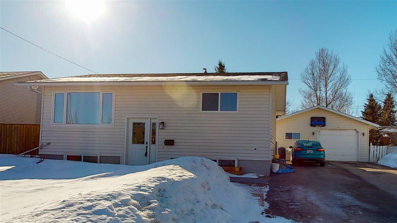 Main Photo: 8819 116 Avenue in Fort St. John: Fort St. John - City NE House for sale (Fort St. John (Zone 60))  : MLS®# R2550040