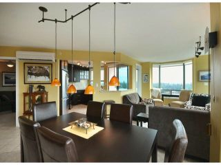 """Photo 5: 1003 33065 MILL LAKE Road in Abbotsford: Central Abbotsford Condo for sale in """"SUMMIT POINT ON THE LAKE"""" : MLS®# F1300164"""