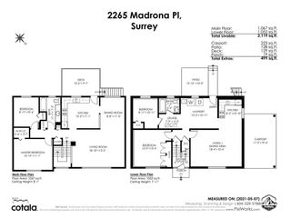 """Photo 37: 2265 MADRONA Place in Surrey: King George Corridor House for sale in """"MADRONA PLACE"""" (South Surrey White Rock)  : MLS®# R2577290"""