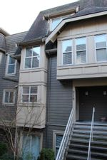 """Main Photo: 215 2110 ROWLAND Street in Port Coquitlam: Central Pt Coquitlam Townhouse for sale in """"AVIVA ON THE PARK"""" : MLS®# R2543476"""