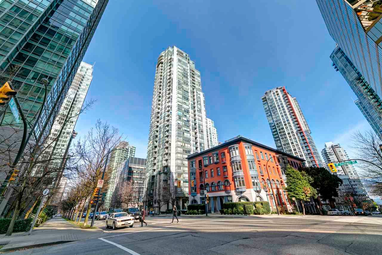 "Main Photo: 2701 1239 W GEORGIA Street in Vancouver: Coal Harbour Condo for sale in ""Venus"" (Vancouver West)  : MLS®# R2572017"