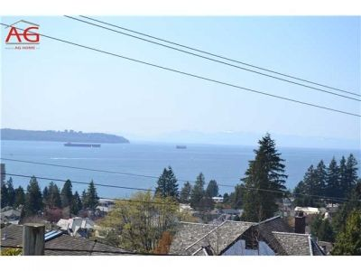 Main Photo: 2301 OTTAWA AVE in West Vancouver: Dundarave House for sale