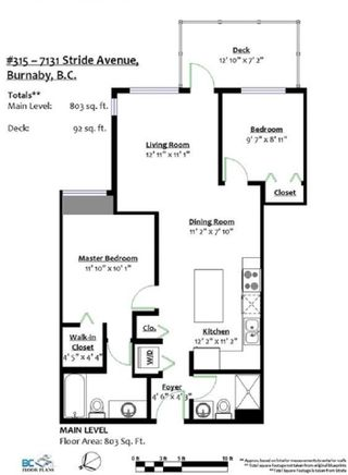"""Photo 22: 315 7131 STRIDE Avenue in Burnaby: Edmonds BE Condo for sale in """"Storybrook"""" (Burnaby East)  : MLS®# R2534210"""