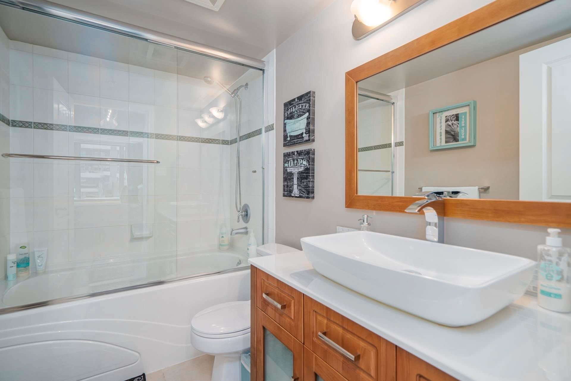 "Photo 19: Photos: 704 4388 BUCHANAN Street in Burnaby: Brentwood Park Condo for sale in ""Buchanan West"" (Burnaby North)  : MLS®# R2607208"