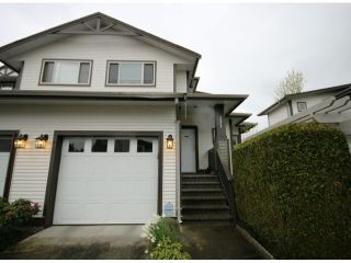 "Photo 1: 131 20820 87TH Avenue in Langley: Walnut Grove Townhouse for sale in ""SYCAMORES"" : MLS®# F1308674"