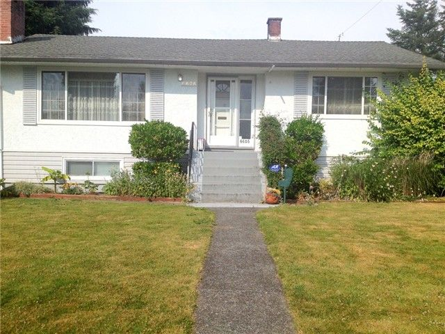 Main Photo: 6626 HUMPHRIES Avenue in Burnaby: Highgate House for sale (Burnaby South)  : MLS®# V1020687