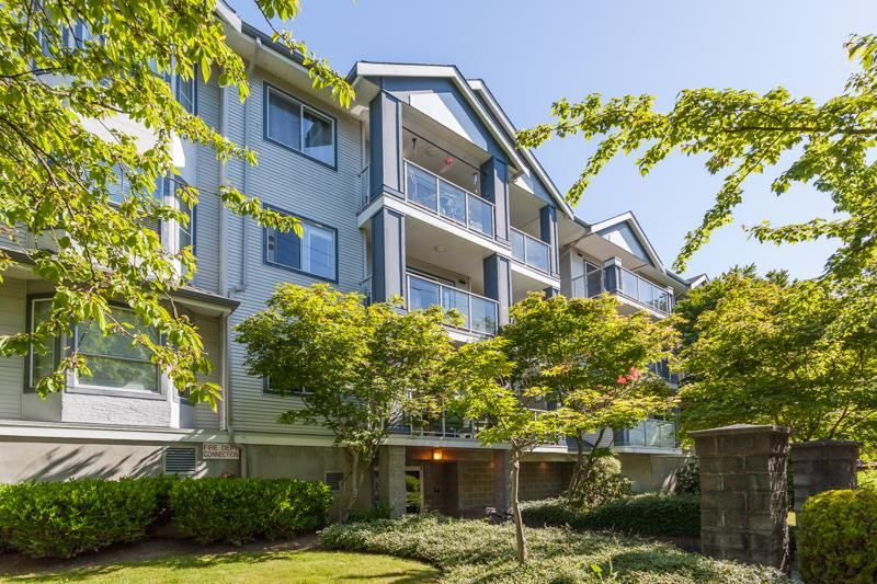 """Main Photo: 317 20177 54A Avenue in Langley: Langley City Condo for sale in """"Stone Gate"""" : MLS®# R2171209"""