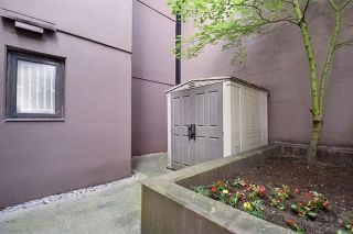 """Photo 19: 101 2137 W 10TH Avenue in Vancouver: Kitsilano Townhouse for sale in """"THE I"""" (Vancouver West)  : MLS®# R2097974"""