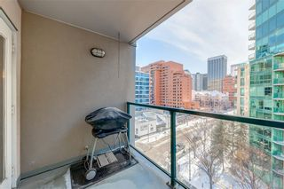 Photo 41: 602 200 LA CAILLE Place SW in Calgary: Eau Claire Apartment for sale : MLS®# C4261188