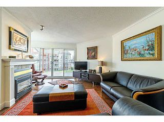 "Photo 4: 309 1230 QUAYSIDE Drive in New Westminster: Quay Condo for sale in ""TIFFANY SHORES"" : MLS®# V1118946"