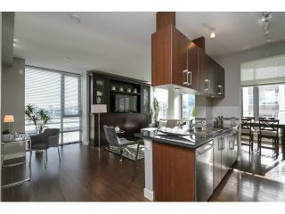 "Photo 3: PH2 587 W 7TH Avenue in Vancouver: Fairview VW Condo for sale in ""AFFINITI"" (Vancouver West)  : MLS®# V1049007"
