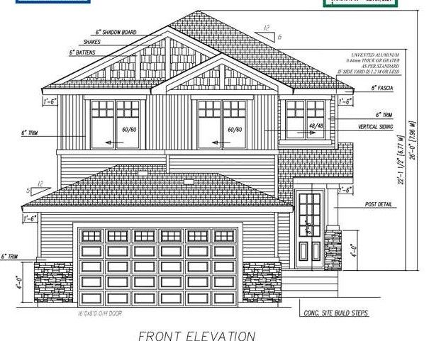 Main Photo: 6096 180 Avenue in Edmonton: Zone 03 House for sale : MLS®# E4234208