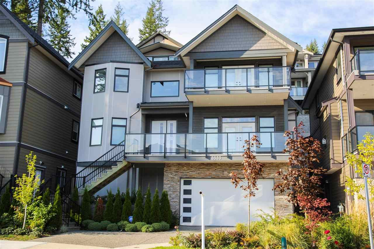 """Main Photo: 3533 ARCHWORTH Avenue in Coquitlam: Burke Mountain House for sale in """"PARTINGTON"""" : MLS®# R2401887"""