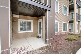 Main Photo: 109 8 Sage Hill Terrace NW in Calgary: Sage Hill Apartment for sale : MLS®# A1091844
