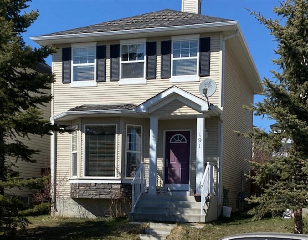 Main Photo: 191 Taravista Street NE in Calgary: Taradale Detached for sale : MLS®# A1095262