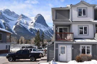 Photo 1: 101 1206 Bow Valley Trail: Canmore Row/Townhouse for sale : MLS®# C4290346