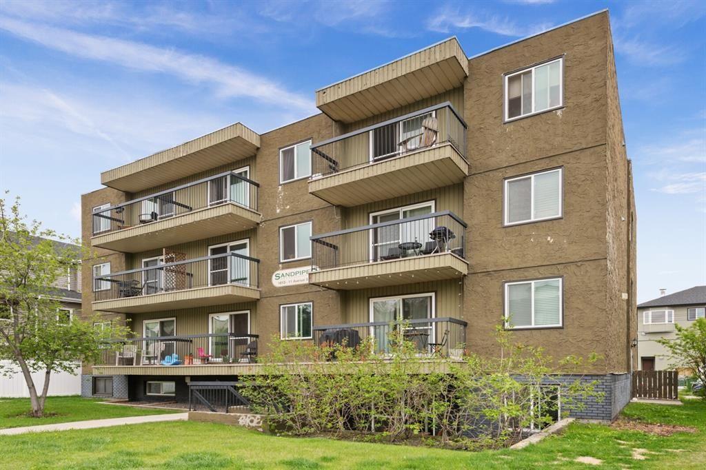 Main Photo: 1L 1613 11 Avenue SW in Calgary: Sunalta Apartment for sale : MLS®# A1110282