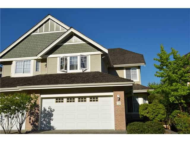 """Main Photo: 19 1765 PADDOCK Drive in Coquitlam: Westwood Plateau Townhouse for sale in """"WORTHING GREEN"""" : MLS®# V1131943"""