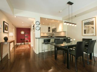 """Photo 12: 203 1477 FOUNTAIN Way in Vancouver: False Creek Condo for sale in """"FOUNTAIN TERRACE"""" (Vancouver West)  : MLS®# V1142594"""