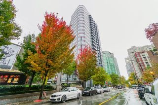 Main Photo: 1907 788 HAMILTON Street in Vancouver: Downtown VW Condo for sale (Vancouver West)  : MLS®# R2626300