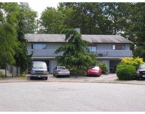Main Photo: 2672 - 2674 Stellar Court in Coquitlam: Eagleridge Duplex for sale