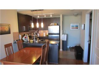 """Photo 6: 1205 888 CARNARVON Street in New Westminster: Downtown NW Condo for sale in """"MARINA AT PLAZA 88"""" : MLS®# V1064636"""