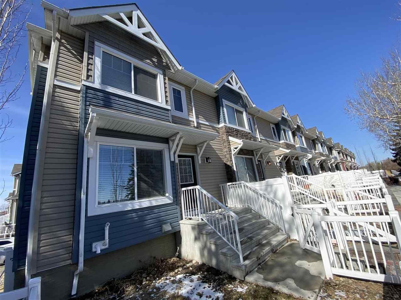 Main Photo: 15 14621 121 Street in Edmonton: Zone 27 Townhouse for sale : MLS®# E4235704