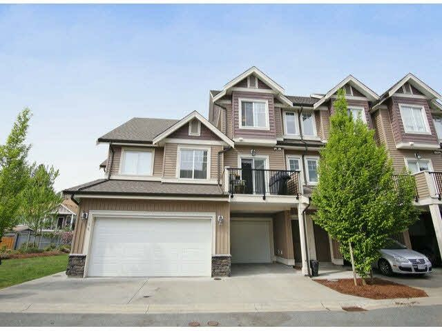 Main Photo: 9 32792 LIGHTBODY COURT in : Mission BC Townhouse for sale : MLS®# R2022758