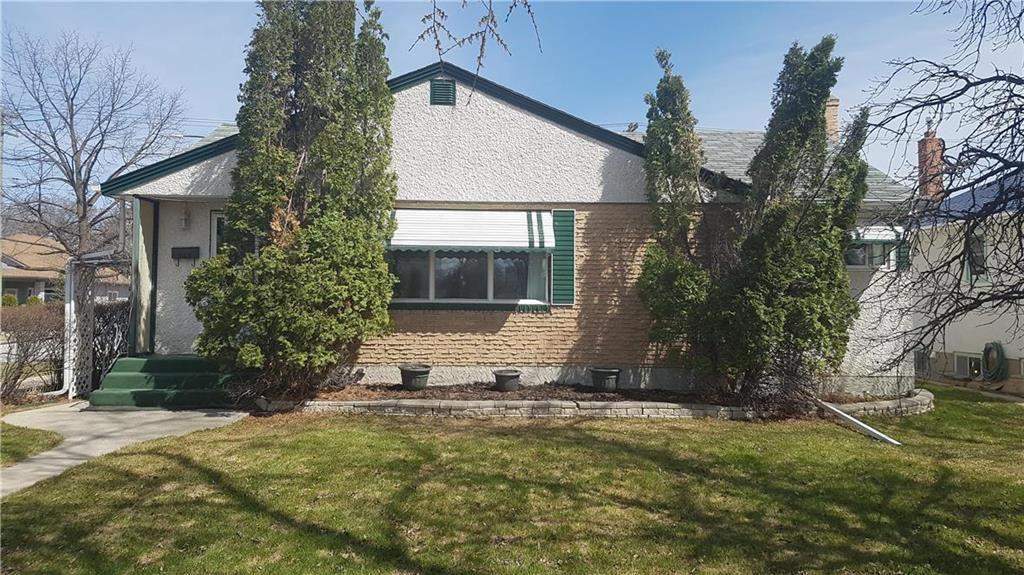 Main Photo: 318 Lockwood Street in Winnipeg: Residential for sale (1C)  : MLS®# 202009633