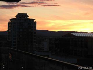 Photo 5: 908 845 Yates St in VICTORIA: Vi Downtown Condo for sale (Victoria)  : MLS®# 707798