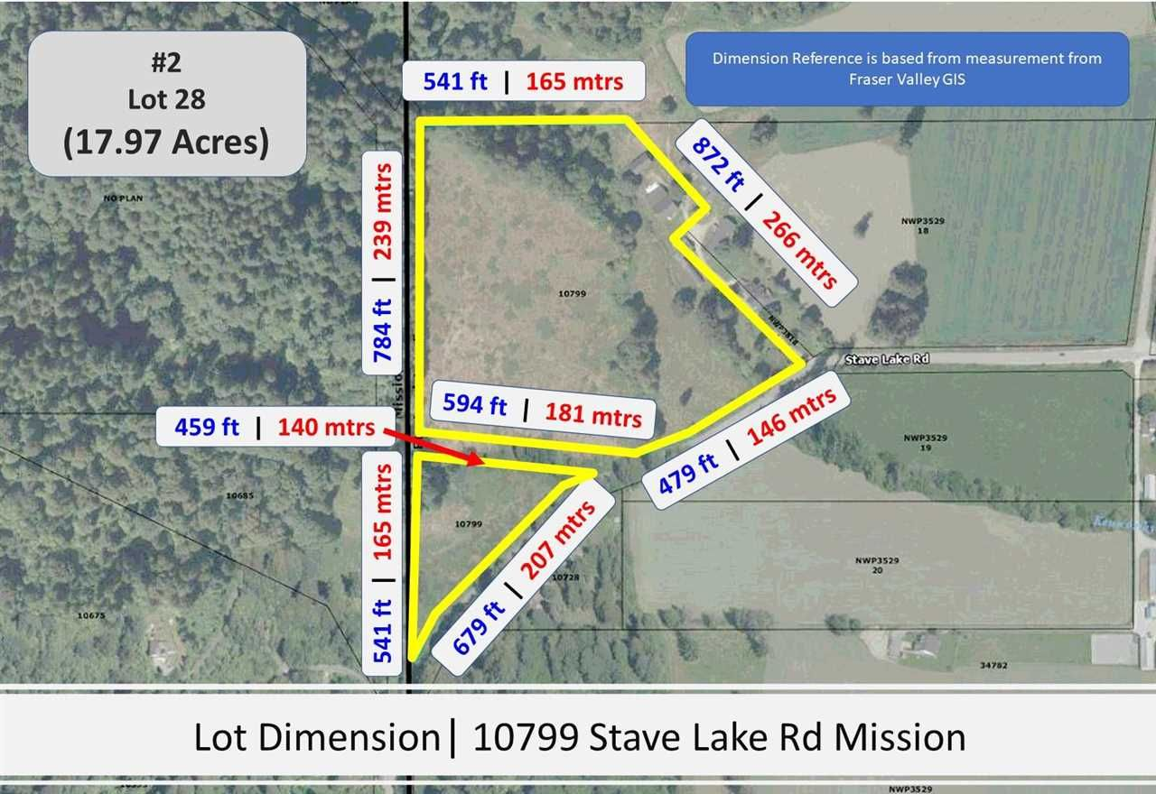 Photo 4: Photos: Sorrel 10577 STAVE LAKE Road in Mission: Durieu Land for sale : MLS®# R2583849