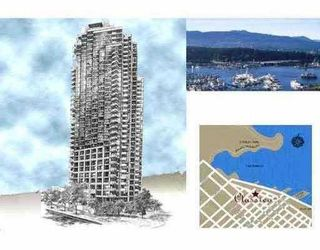 """Photo 3: 3102 1328 W PENDER ST in Vancouver: Coal Harbour Condo for sale in """"CLASSICO"""" (Vancouver West)  : MLS®# V579509"""