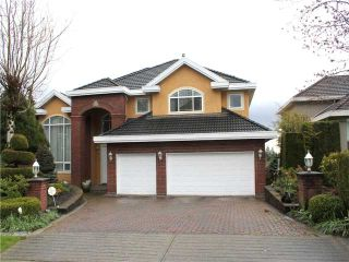 """Photo 1: 1713 AUGUSTA Place in Coquitlam: Westwood Plateau House for sale in """"HAMPTON ESTATES"""" : MLS®# V1060445"""
