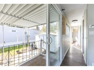 """Photo 24: 181 1840 160 Street in Surrey: King George Corridor Manufactured Home for sale in """"BREAKAWAY BAYS"""" (South Surrey White Rock)  : MLS®# R2548721"""