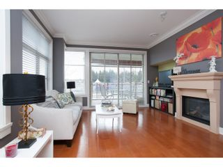 """Photo 3: 208 16421 64 Avenue in Surrey: Cloverdale BC Condo for sale in """"St. Andrews at Northview"""" (Cloverdale)  : MLS®# R2041452"""