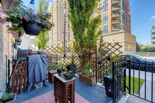 Photo 33: 731 2 Avenue SW in Calgary: Eau Claire Row/Townhouse for sale : MLS®# A1124261
