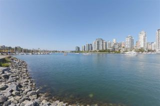 "Photo 20: 119 1869 SPYGLASS Place in Vancouver: False Creek Condo for sale in ""THE REGATTA"" (Vancouver West)  : MLS®# R2396158"
