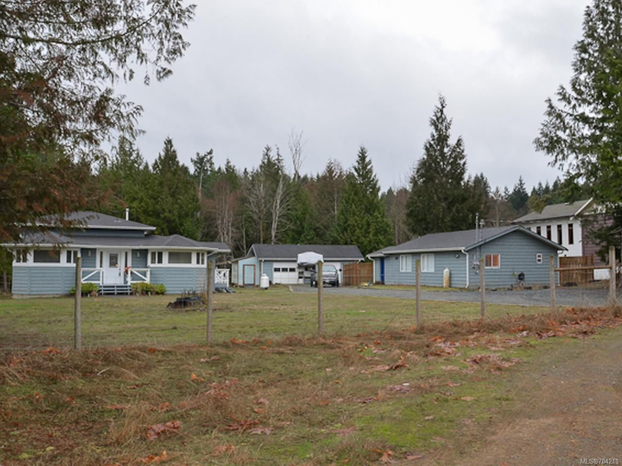Main Photo: 105 McColl Rd in BOWSER: PQ Bowser/Deep Bay House for sale (Parksville/Qualicum)  : MLS®# 784218